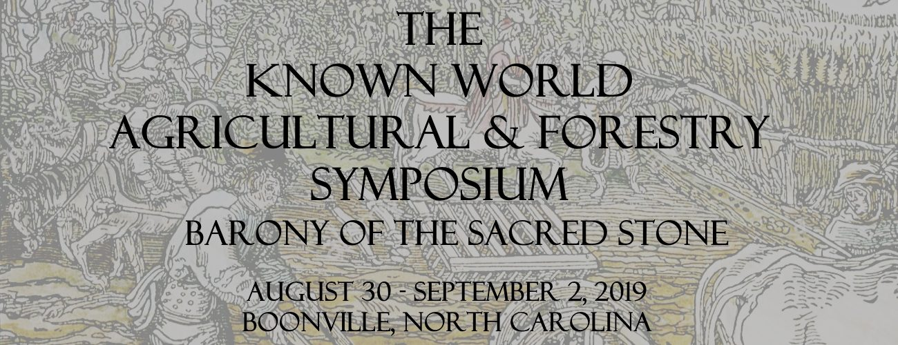 Known World Agriculture & Forestry Symposium